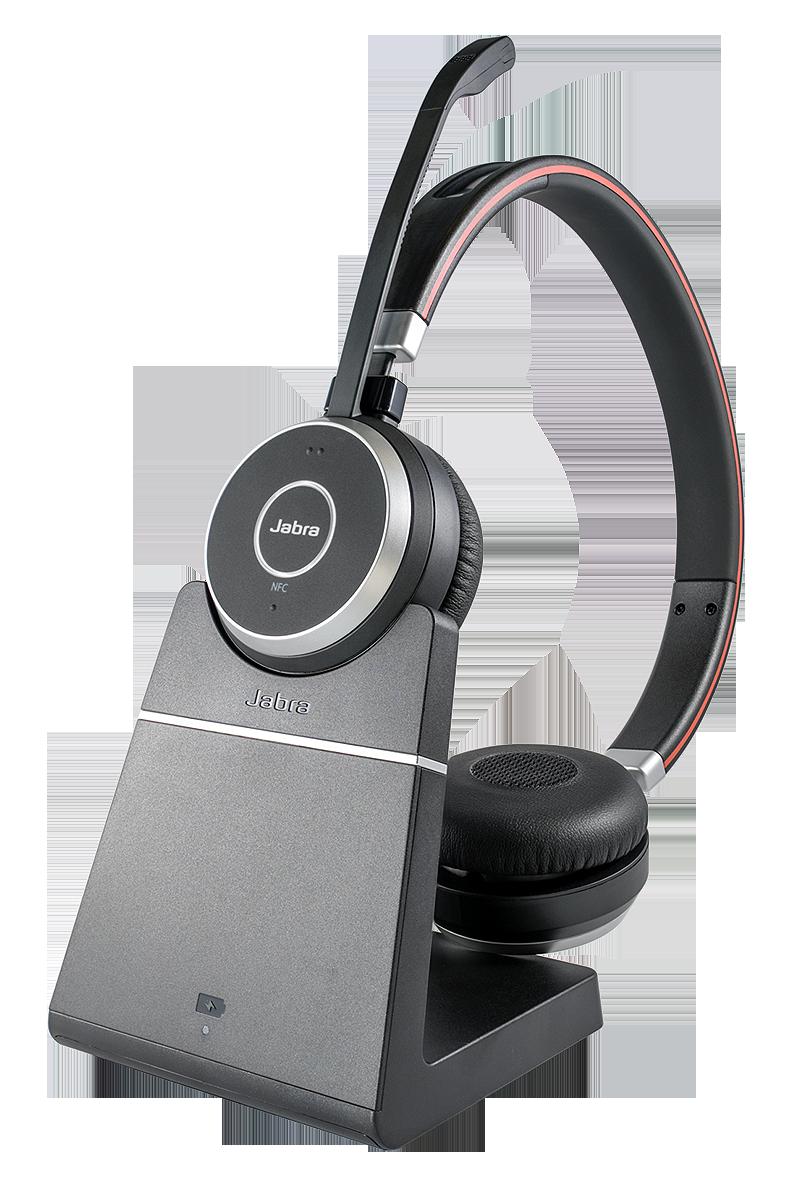 Headset Evolve 65 BT Duo