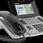 SENSORfon ST 56 IP silber, ohne Hintergrund PNG