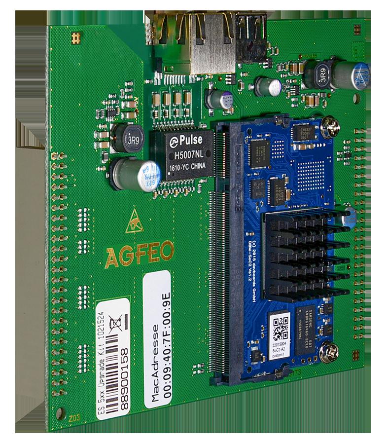 ES 5xx Upgrade Kit