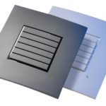 DECT IP-Repeater schwarz/weiß, ohne Hintergrund PNG