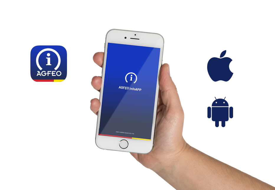 AGFEO Info App