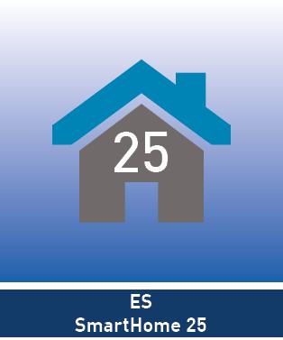 ES-SmartHome 25 Lizenz