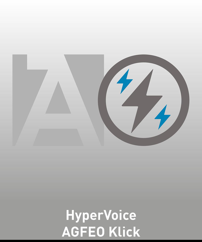 HyperVoice AGFEO Klick