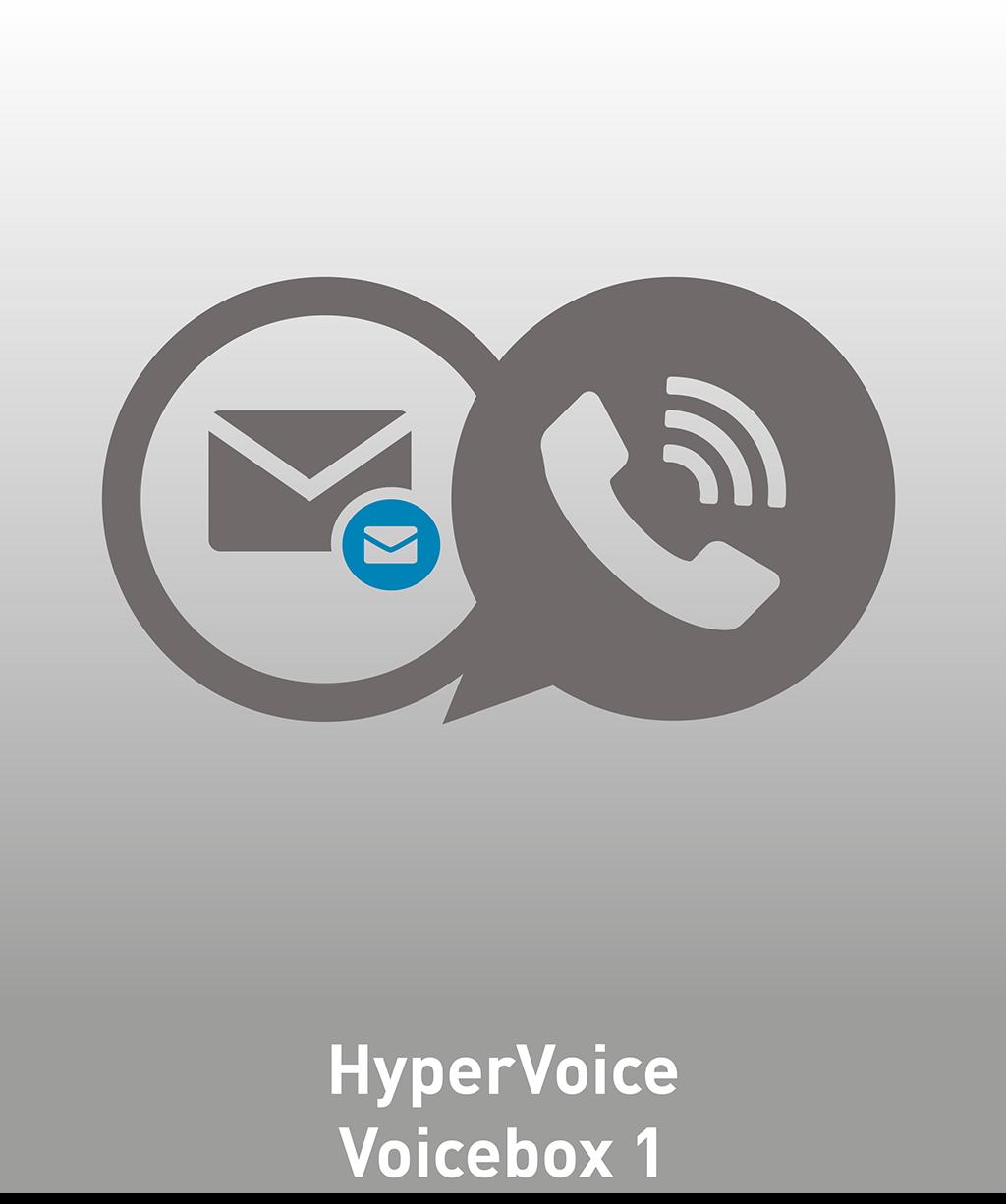 HyperVoice Voicebox 1 Lizenz