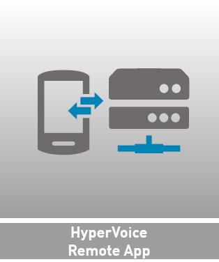 HyperVoice RemoteAPP