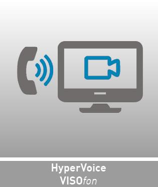HyperVoice VISOfon