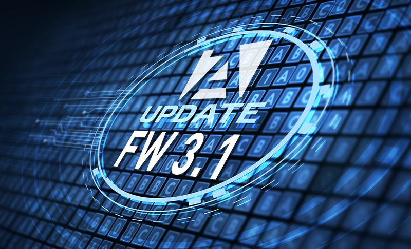 Update Feuerwerk für HyperVoice- und ES-Systeme